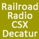 Railroad Radio CSX Decatur