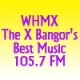 WHMX The X Bangor's Best Music 105.7 FM