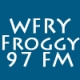 Listen to WFRY Froggy 97 FM free online