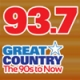 Great Country 93.7 FM (WSJR)
