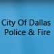 City Of Dallas Police & Fire