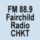 FM 88.9 Fairchild Radio CHKT