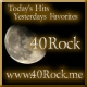 Listen to 40Rock Radio free radio online