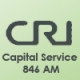 CRI Capital Service 846 AM
