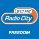 Listen to Radio City Freedom free radio online