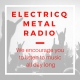 ElectricQ Metal Radio
