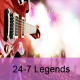 Listen to 24-7 Legends free radio online
