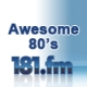 181 FM Awesome 80s