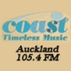 Listen to The Coast Auckland 105.4 FM free online radio